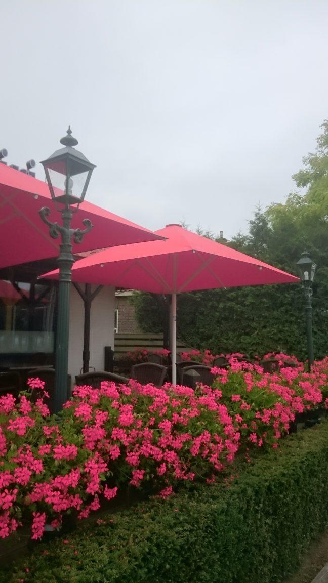 Zonwering en parasols
